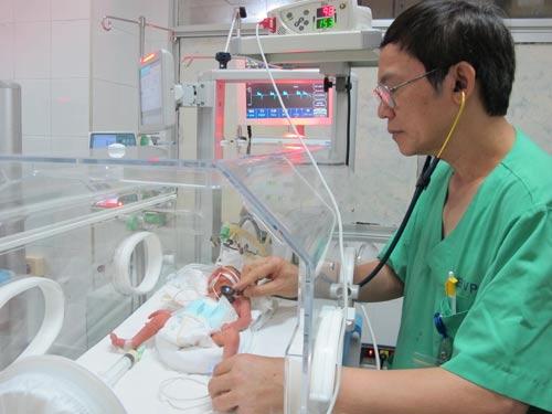 Ung thư phổi vẫn có thể sinh con