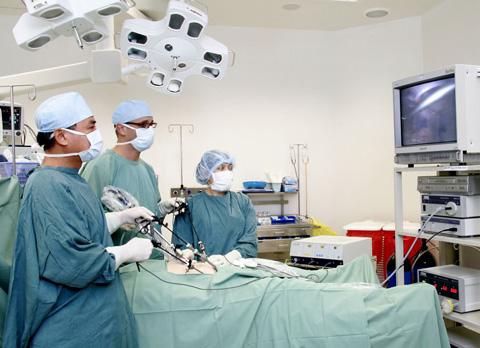 phẫu thuật ung thư tiền liệt tuyến