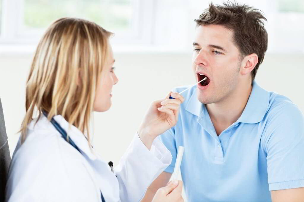 chẩn đoán ung thư amidan