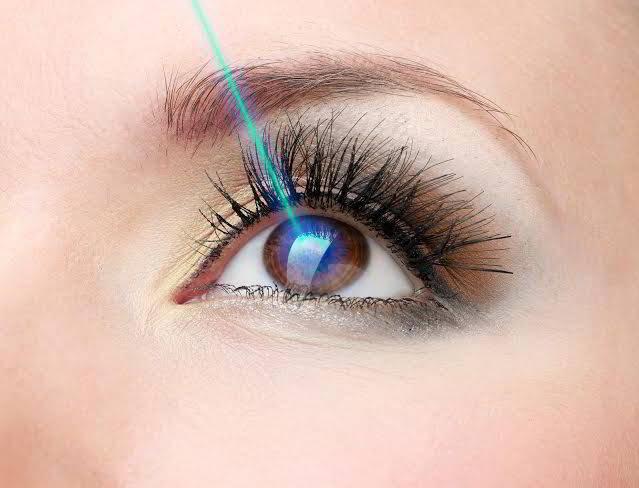 Điều trị ung thư mắt.