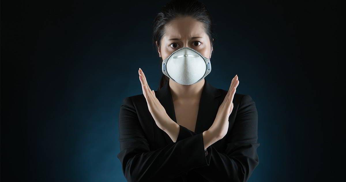 Ung thư phổi không phải là bệnh lây lan qua đường hô hấp.