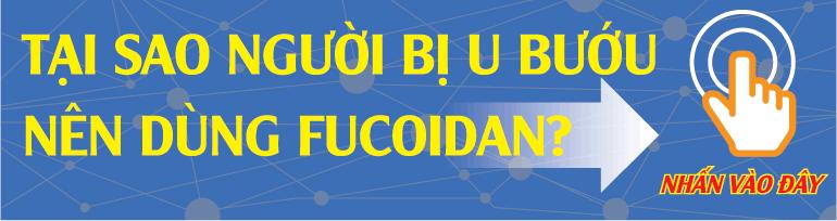tại sao người u bướu nên dùng fucoidan