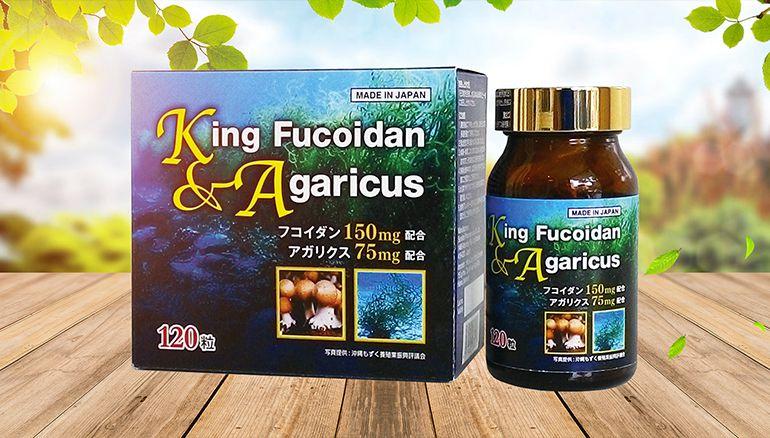 king fucoidan