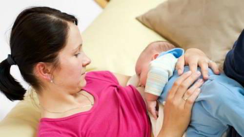 ung thư vú và sinh con