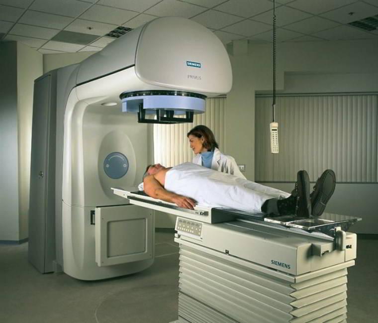 xạ trị ung thư cổ tử cung